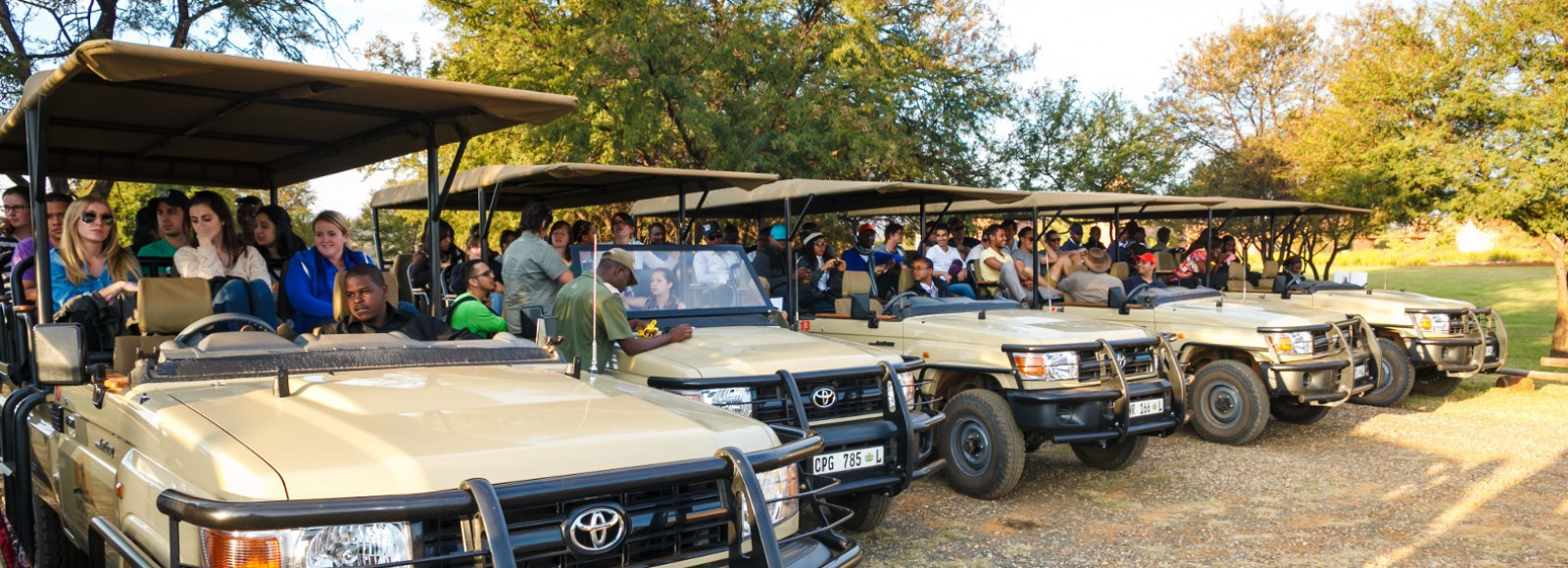 Groups- Game drive